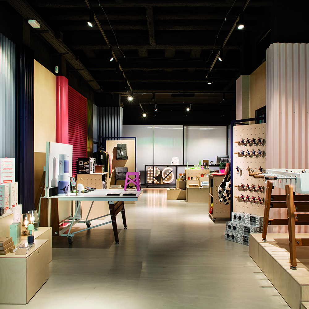 RS Barcelona 365 Concept Store | Barcelona Shopping City | Accessoires, Heim, Mode und Designer