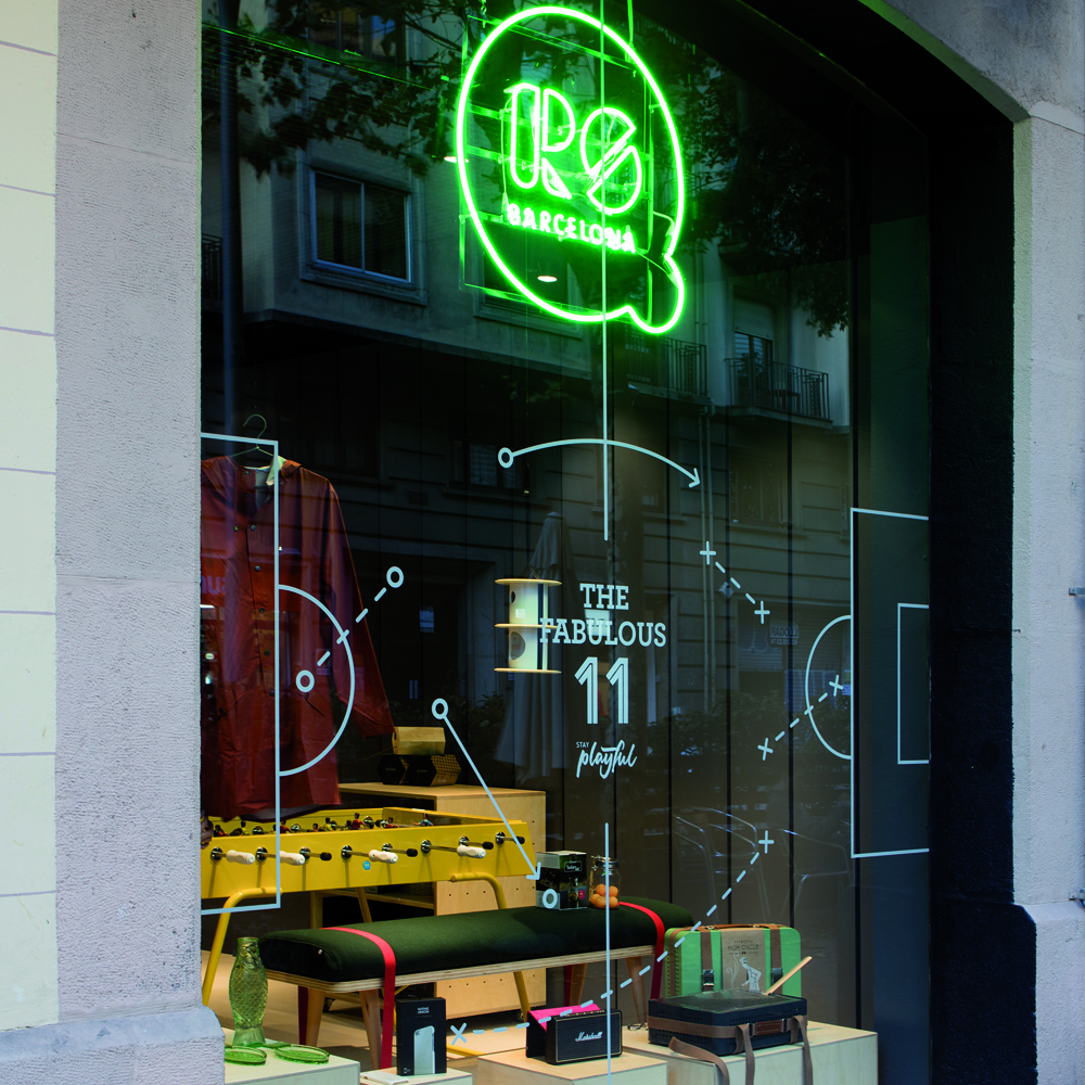 RS Barcelona 365 Concept Store | Barcelona Shopping City | Accessories, Homeware, Fashion and Designers