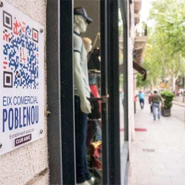 Eix Comercial del Poblenou | Barcelona Shopping City | Tienda