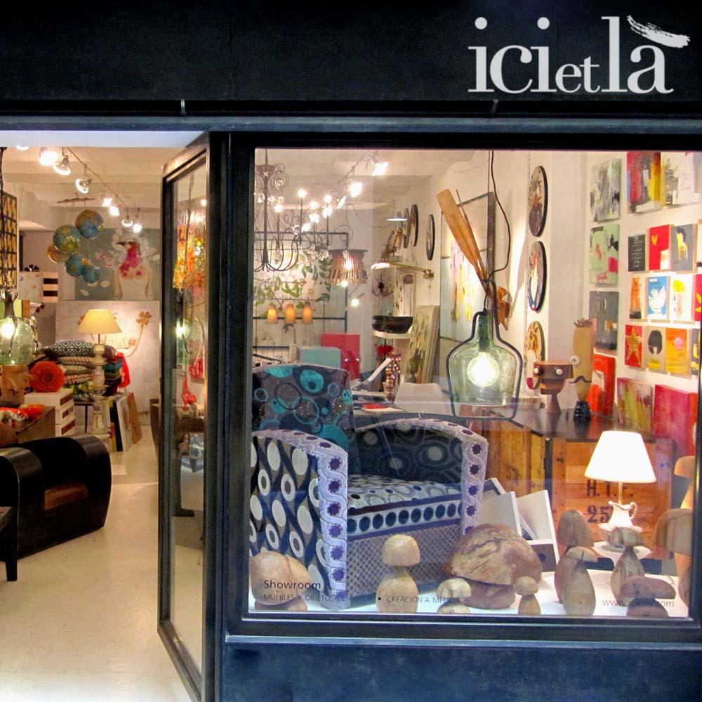 Ici Et Là | Barcelona Shopping City | Artigianato e regali