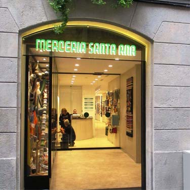 Merceria Santa Ana | Barcelona Shopping City | Artesanía y regalos