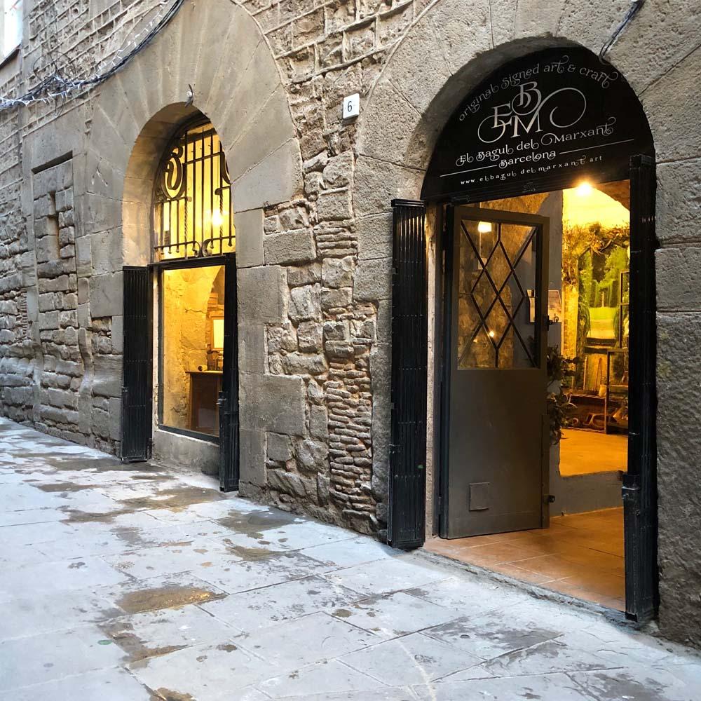 El Bagul del Marxant | Barcelona Shopping City | Artesanía y regalos, Belleza