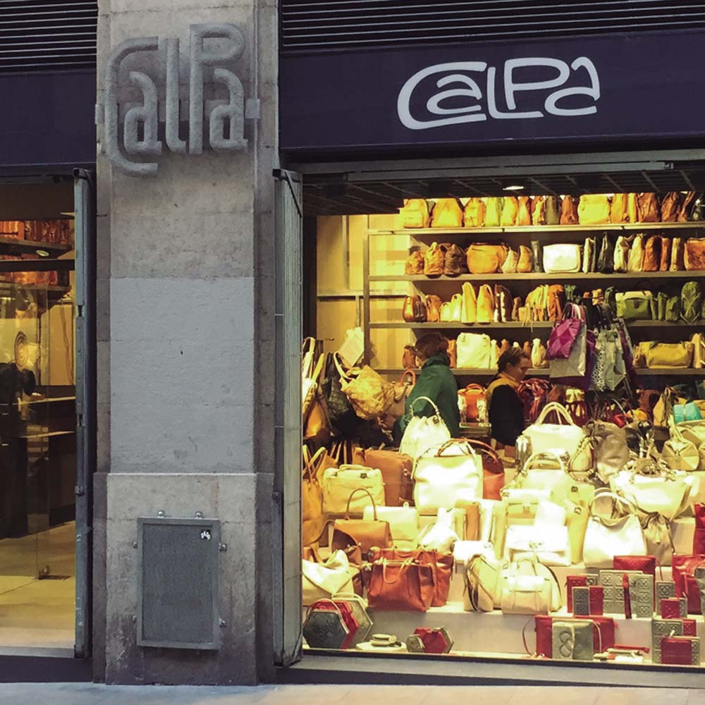 Calpa | Barcelona Shopping City | Handicrafts and gifts, Accessories, Designers