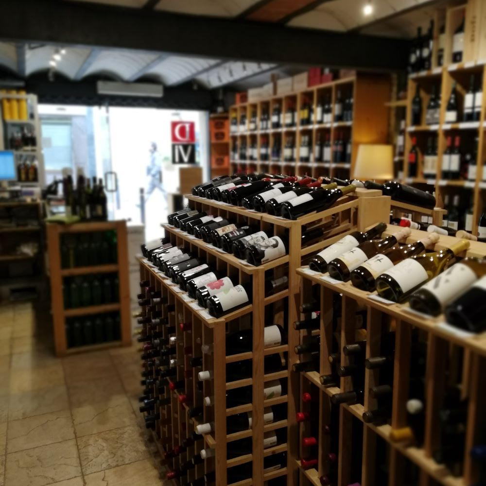 Dvi Vinoteca | Barcelona Shopping City | Gourmet and grocery stores