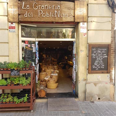 La Graneria del Poblenou | Barcelona Shopping City | Gourmet and grocery stores