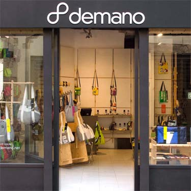 Demano | Barcelona Shopping City | Handicrafts and gifts