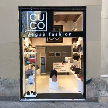 Cuco Vegan Fashion | Barcelona Shopping City | Moda sostenible