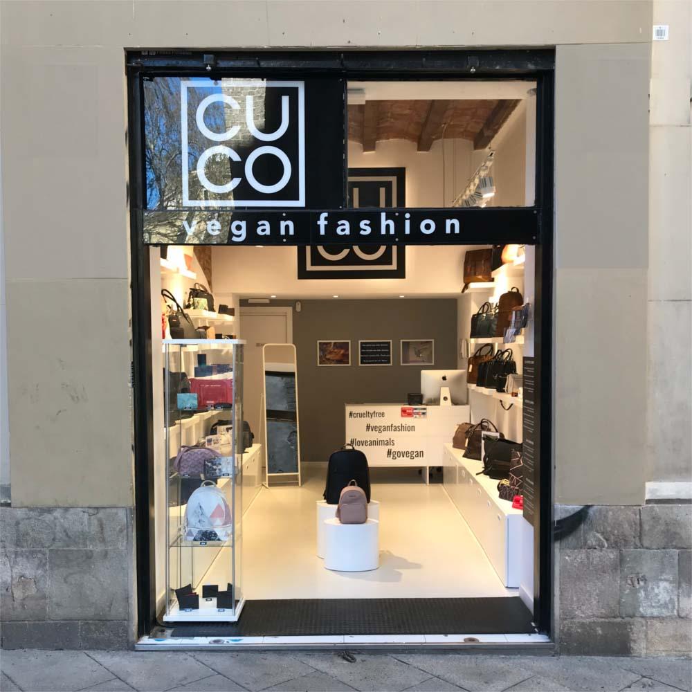 Cuco Vegan Fashion   Barcelona Shopping City   Moda sostenible