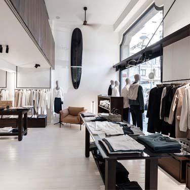 Shon Mott Barcelona | Barcelona Shopping City | Diseñadores
