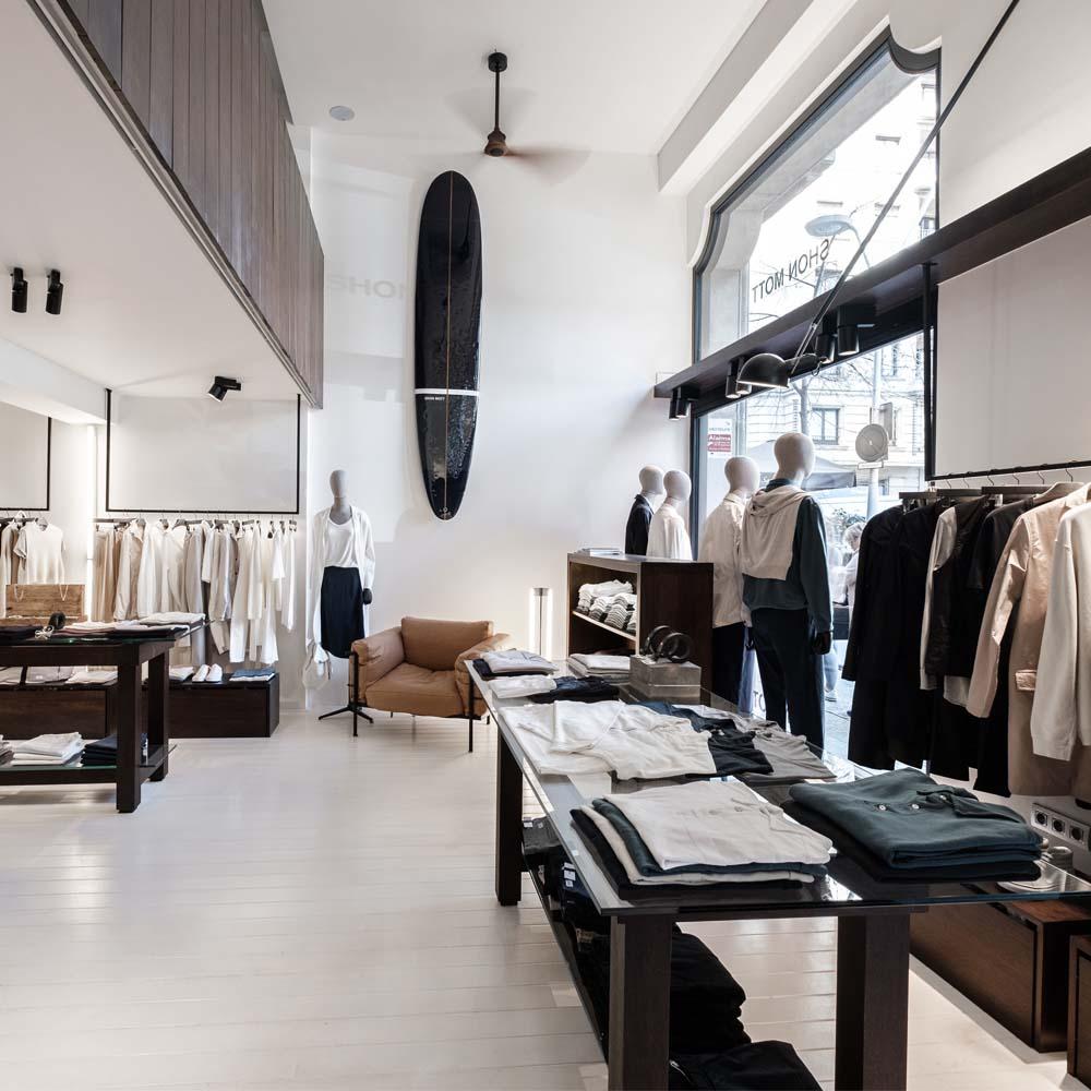Shon Mott Barcelona | Barcelona Shopping City | Diseñadores, Moda y Diseñadores, Moda sostenible