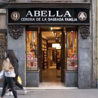 Cereria Abella | Barcelona Shopping City | Century-old shops