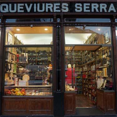 Queviures Serra | Barcelona Shopping City | Gourmet y colmados