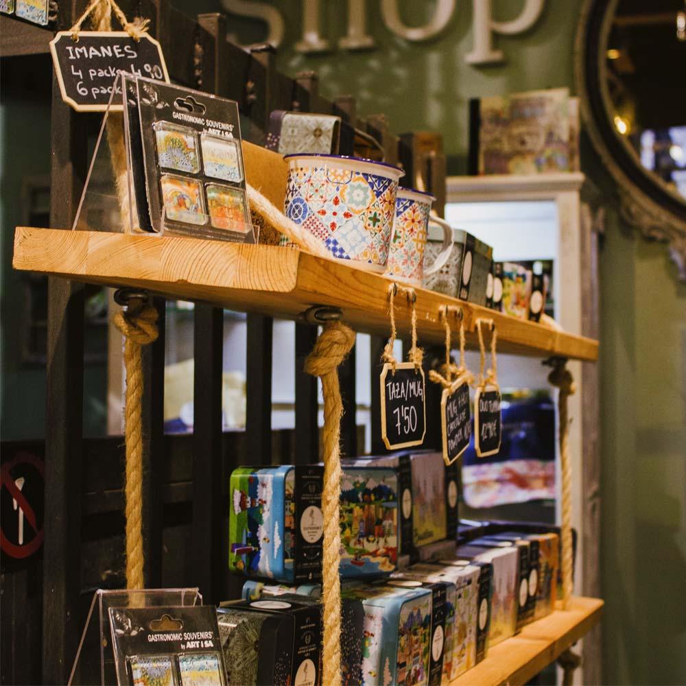 Gastronomic Souvenirs Barcelona | Barcelona Shopping City | Gourmet y colmados