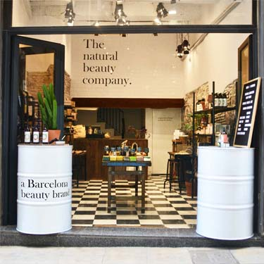 Kriim Natural Cosmetics | Barcelona Shopping City | Belleza