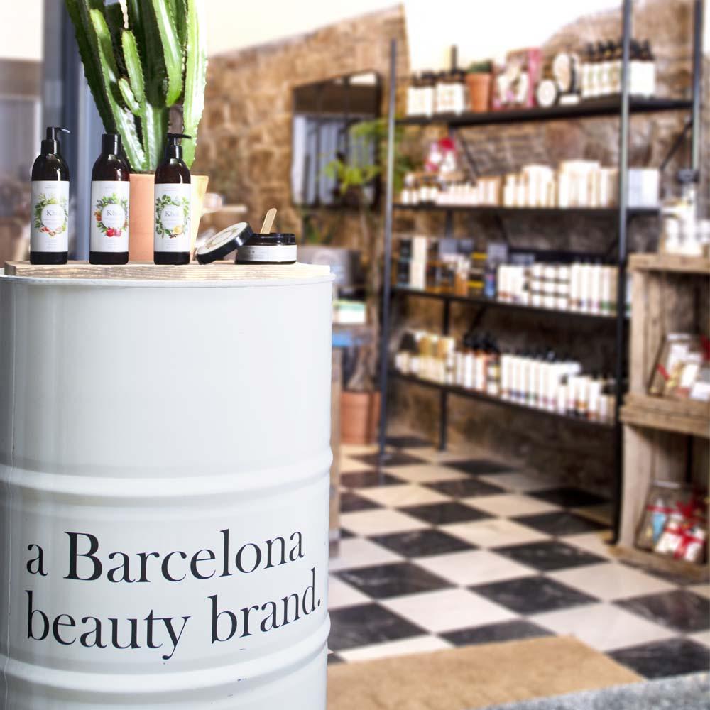 Kriim Natural Cosmetics   Barcelona Shopping City   Belleza