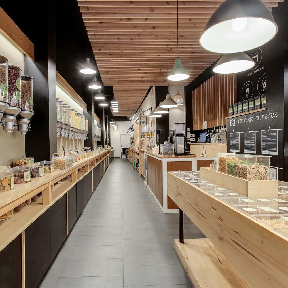 Gra de Gracia   Barcelona Shopping City   Gourmet and grocery stores
