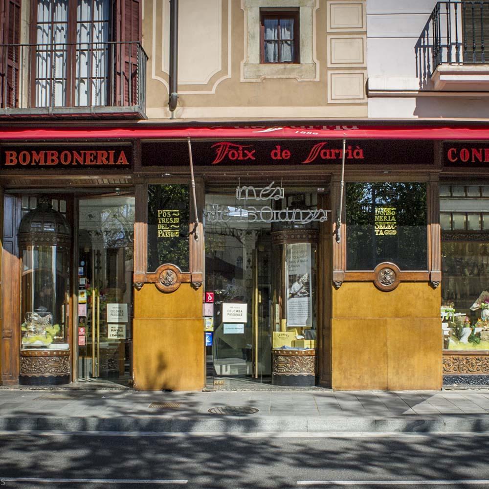 Pastisseria Foix de Sarria | Barcelona Shopping City | Gourmet y colmados