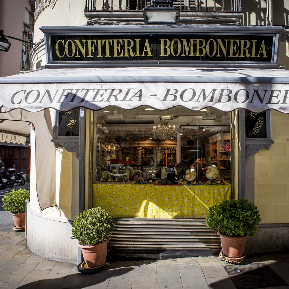 Pastisseria Foix de Sarria   Barcelona Shopping City   Gourmet and grocery stores