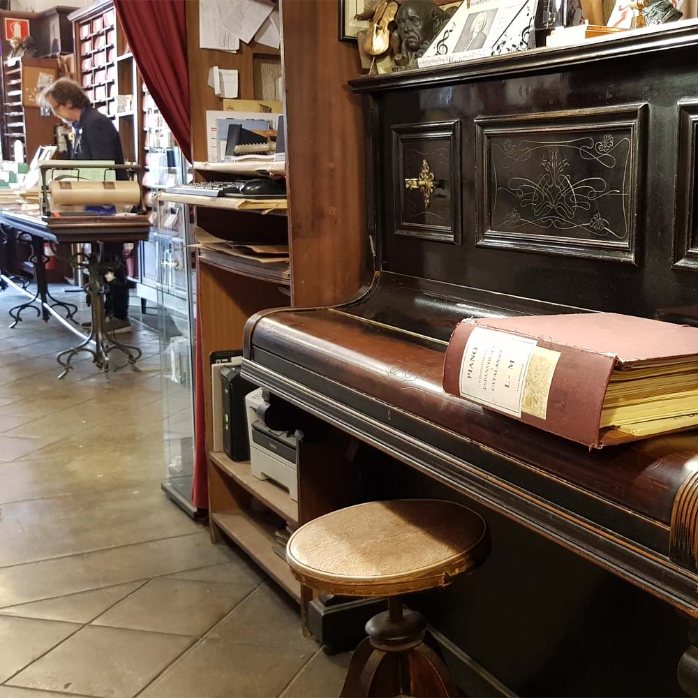 Casa Beethoven | Barcelona Shopping City | Emblemáticas y centenarias