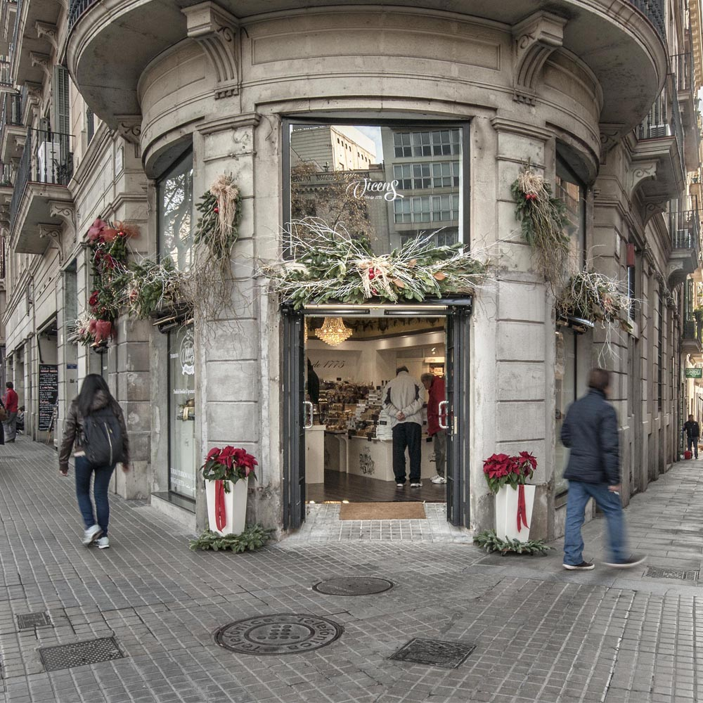 Torrons Vicens | Barcelona Shopping City | Gourmet and grocery stores