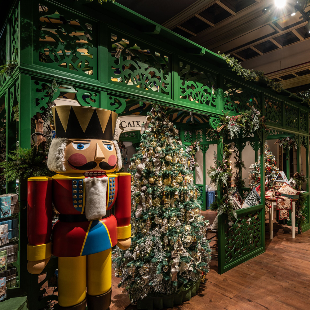 Käthe Wohlfahrt | Barcelona Shopping City | Artesanía y regalos