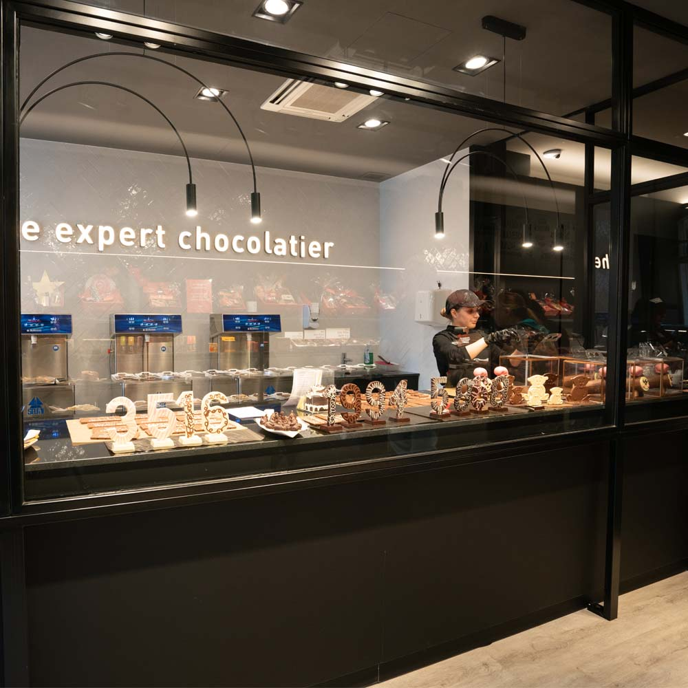 Chocolat Factory | Barcelona Shopping City | Gourmet y colmados